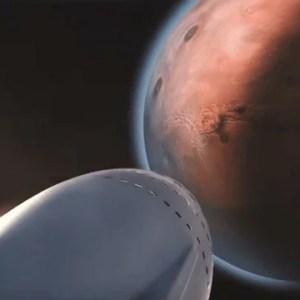 SpaceX : la vidéo d'Elon Musk qui vous emmène sur Mars