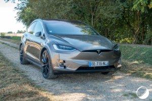 Essai de la Tesla Model X : le SUV semi-autonome et familial ultime