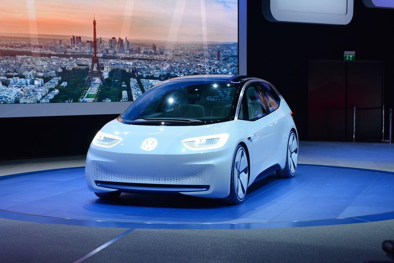 I.D. : Volkswagen présente son concept car 100% électrique et autonome
