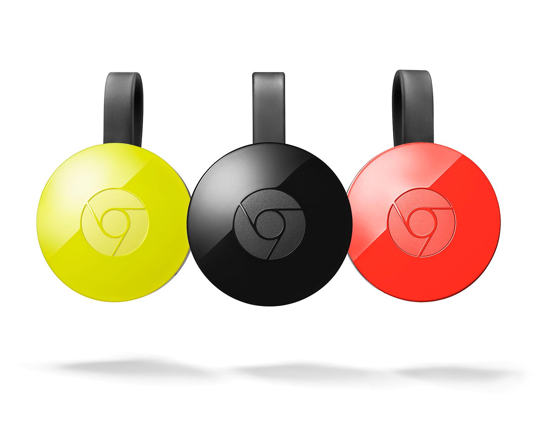 Le Google Chromecast 2 est à seulement 27 euros, vous n'êtes toujours pas équipés ?