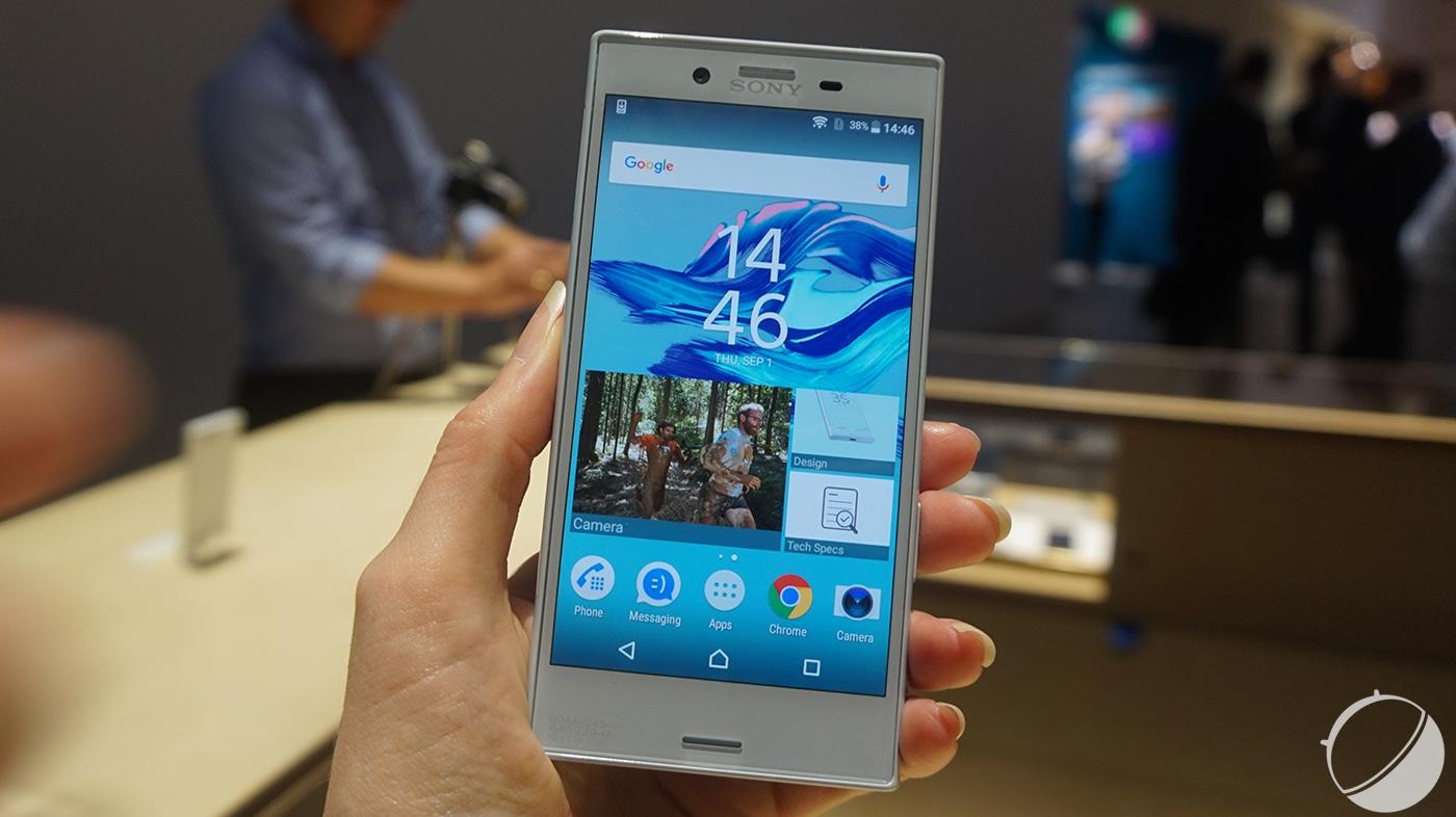 Prise en main du Sony Xperia X Compact, un vrai photophone compact ?