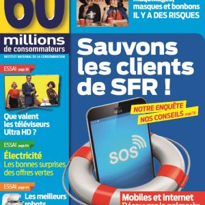 Les clients SFR sont les plus insatisfaits de leur opérateur mobile