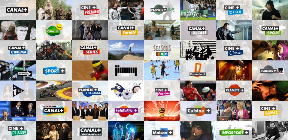 Les offres Canal chez Free et Orange : combien ça coûte et qu'est-ce que c'est ?