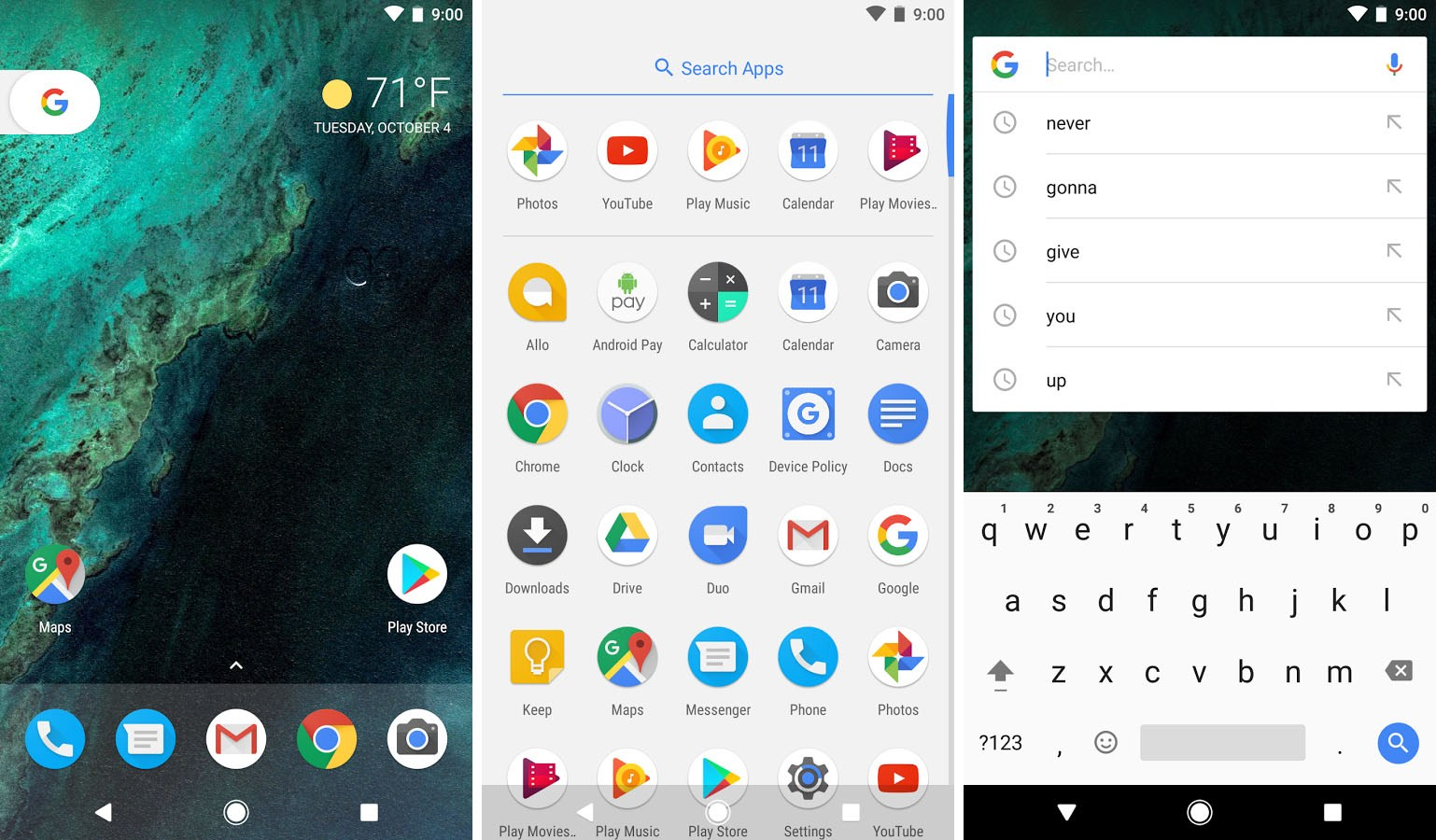 Google Pixel Launcher : l'interface des Pixel disponible sur le Play Store, ou presque…