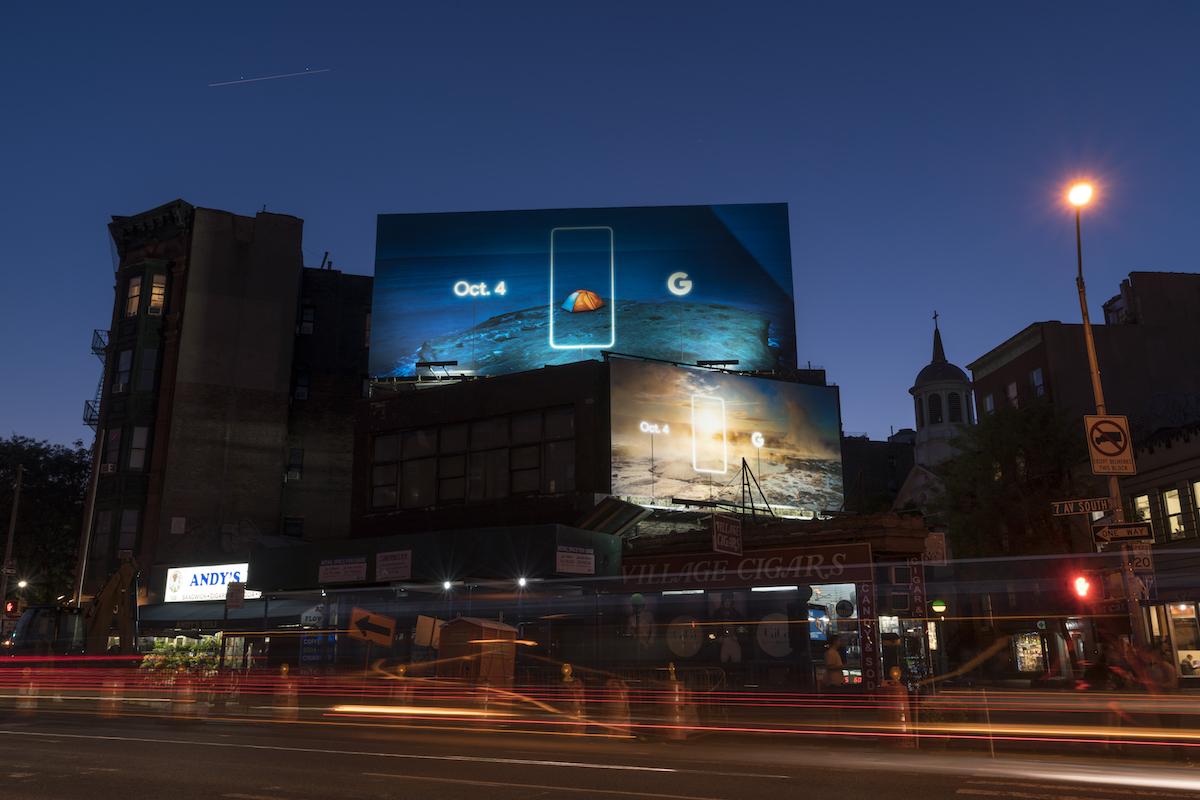 Pour les Pixel, Google dépense plus d'argent dans les pubs qu'Apple et Samsung