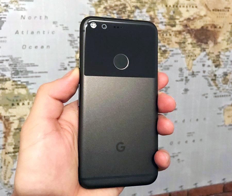 Google Pixel : un correctif pour l'effet halo du capteur photo en préparation