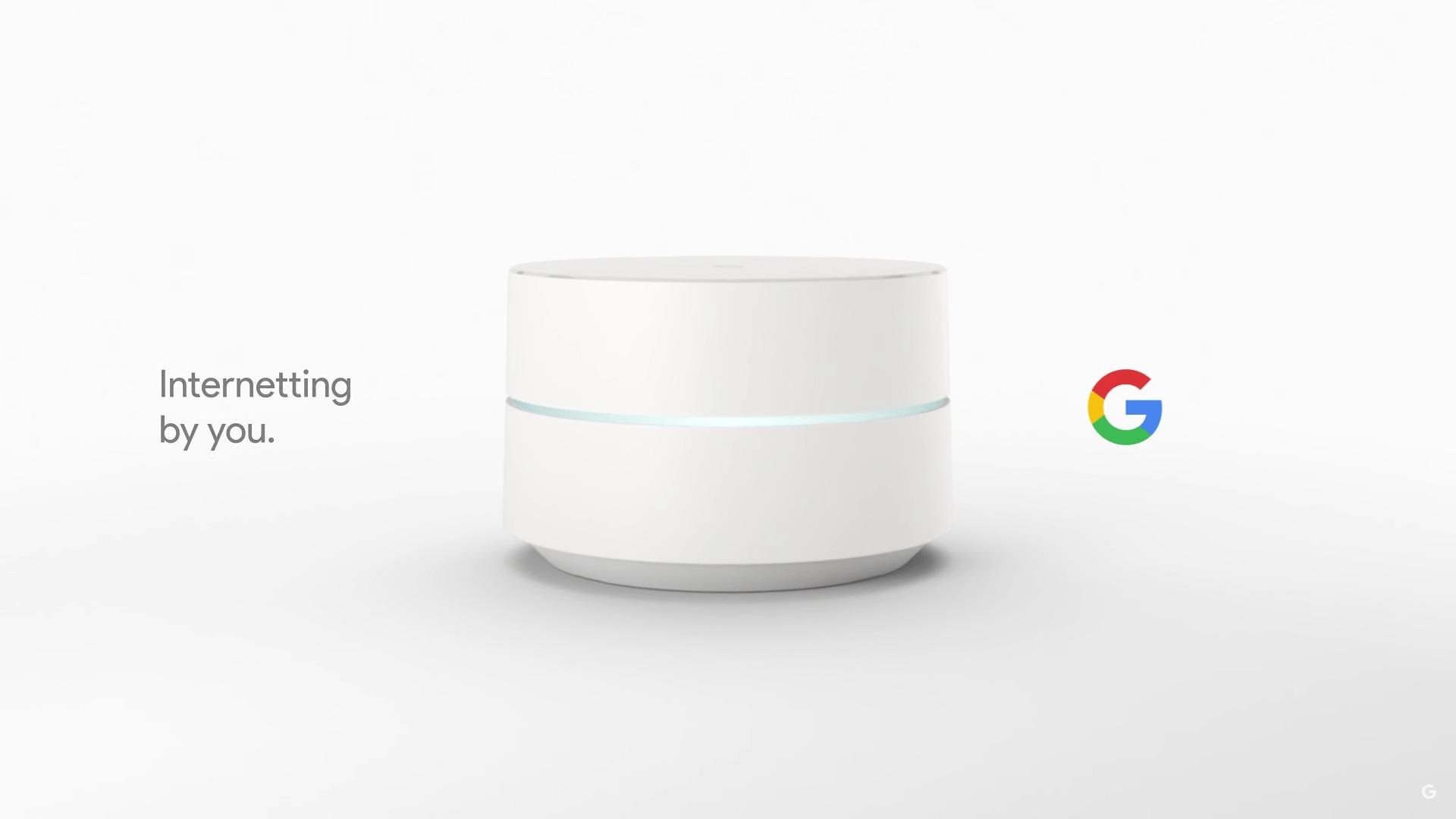 Google Wifi pourrait débarquer en France dès lundi !