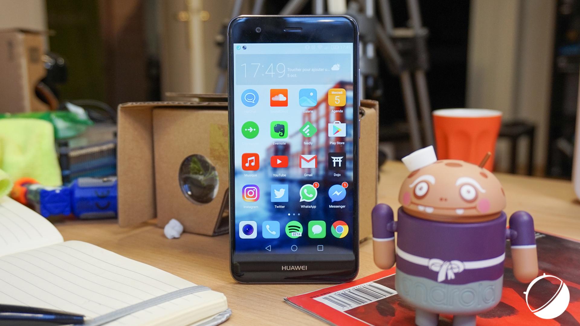 🔥 Bon plan : Le Huawei Nova à 199 euros au lieu de 369 euros sur Rue du Commerce