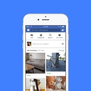 Facebook lance Marketplace, Leboncoin dans le viseur