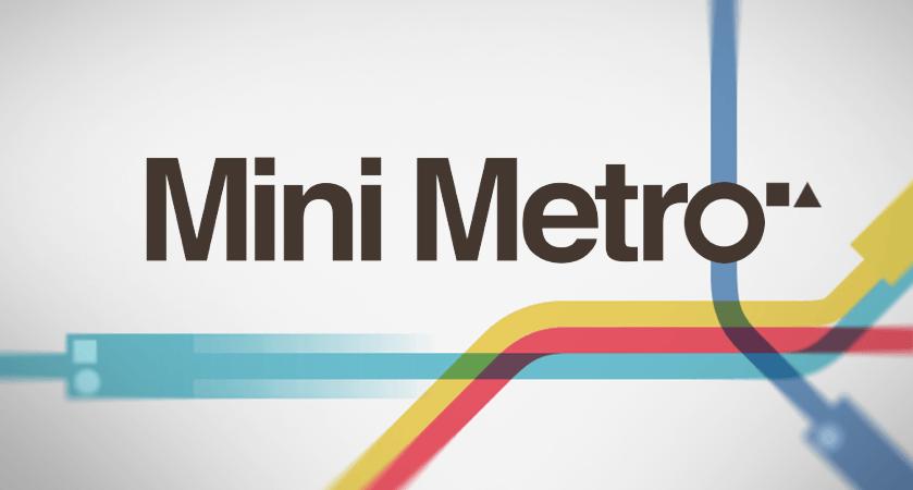 Nos jeux et applications de la semaine : Fonds d'écran, Mini Metro, Minecraft…