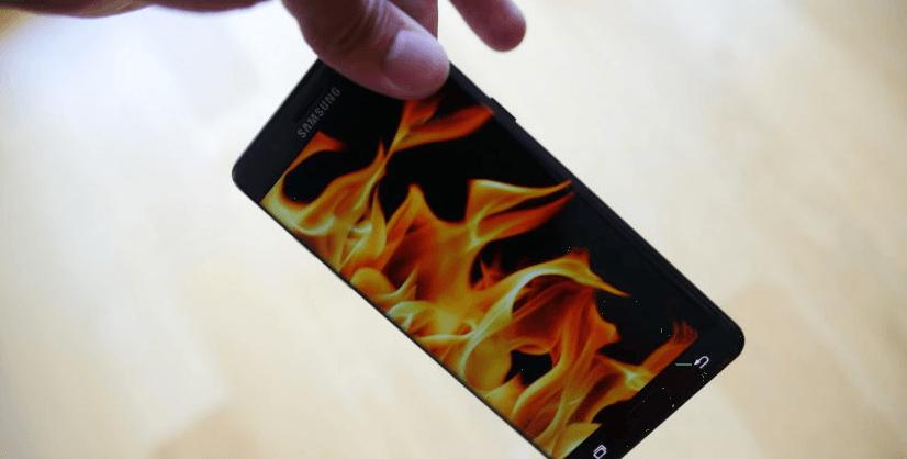 Galaxy Note 7 : Samsung est sous le coup d'une class action aux USA