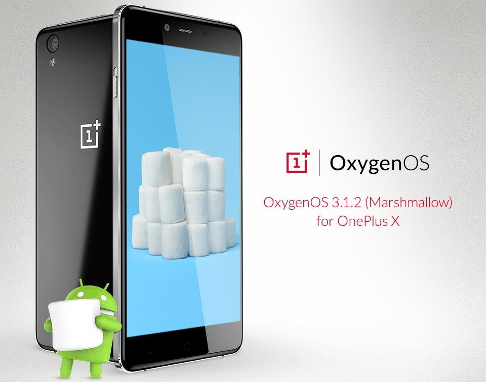 Le OnePlus X a enfin le droit à une version stable de Android 6.0.1 Marshmallow