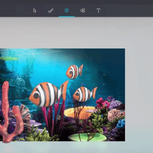 Microsoft Paint 3D est disponible, avec une surprise pour les accrocs de Minecraft