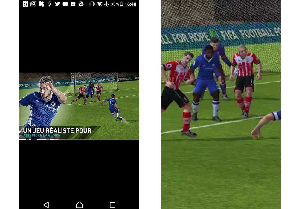 Il est enfin possible de zoomer sur le Google Play Store