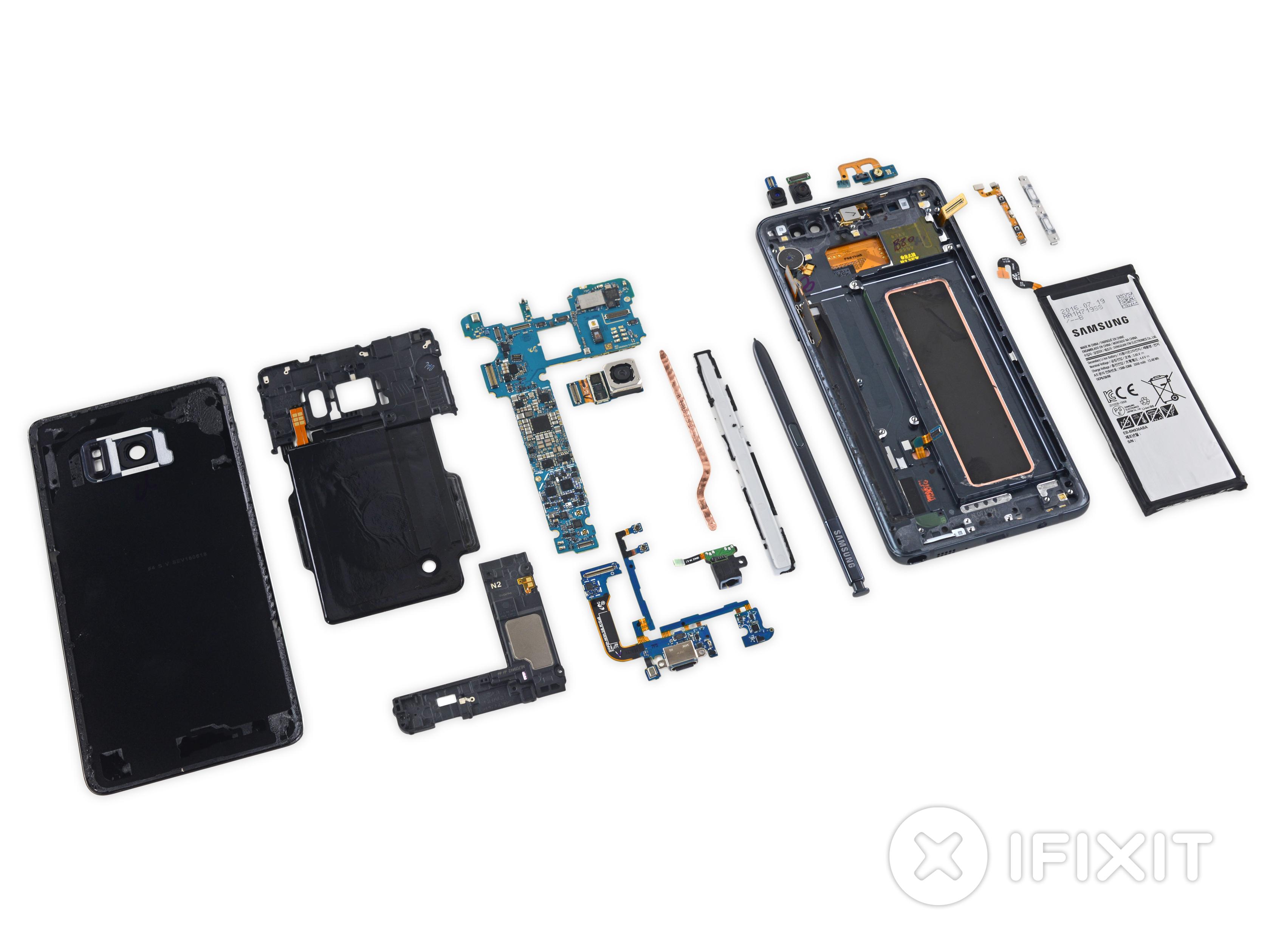 6 actualités qui ont marqué la semaine : Galaxy Note 7, le Mac Pro de Samsung, l'iPhone 8…