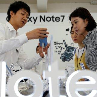 Galaxy Note 7 : il pourrait être question d'un second rappel aux Etats-Unis pour Samsung