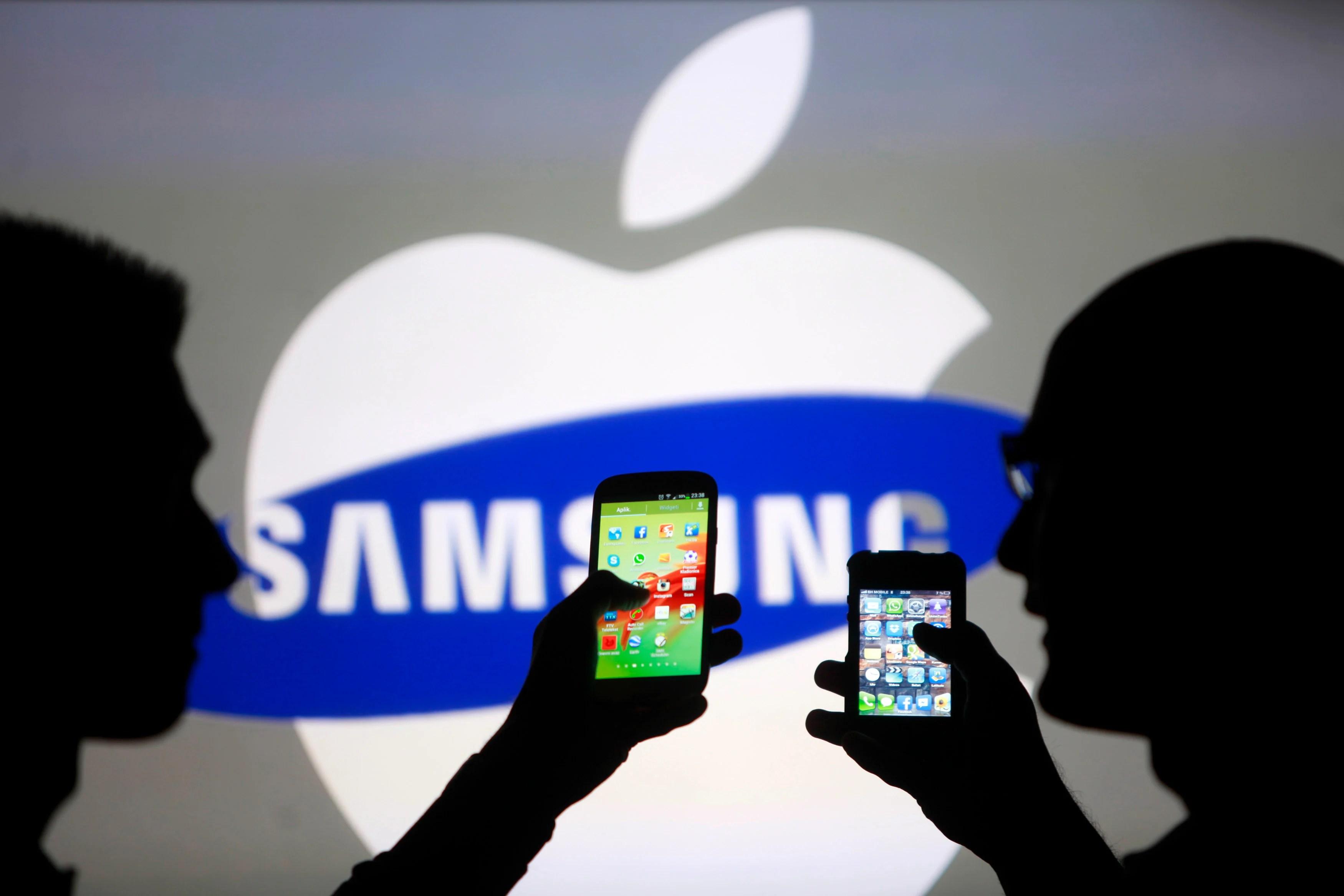 Samsung fait de gros bénéfices, mais reste derrière Apple au premier trimestre 2017