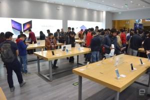 Xiaomi Mi Home : Ceci n'est pas un Apple Store