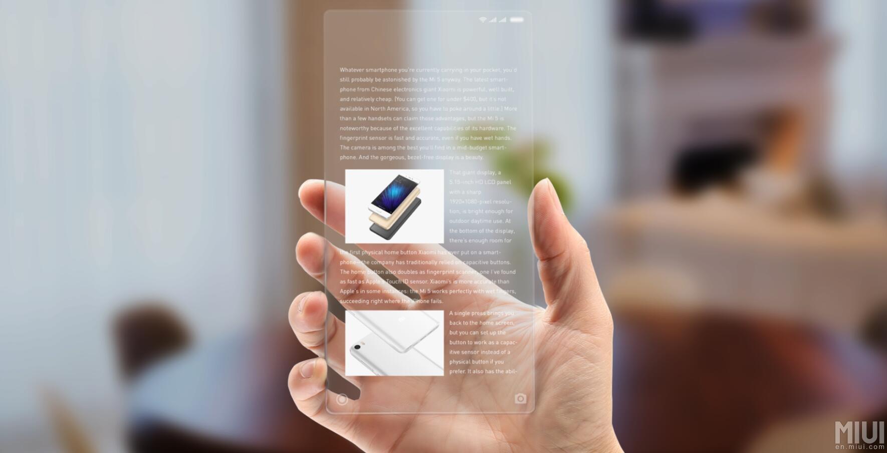 Tech'spresso : Le Xiaomi Mi MIX en vidéo, Pokémon GO et la conférence Microsoft