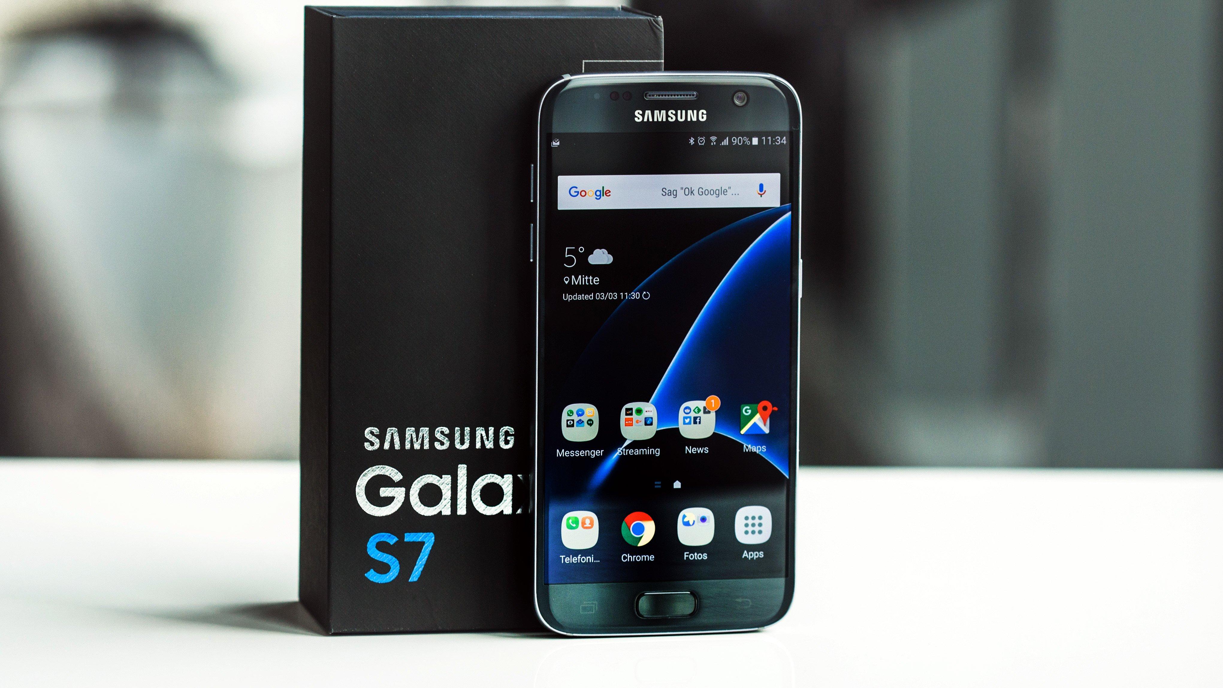 🔥 Black Friday : le Galaxy S7 à 465 euros, le S7 Edge à 551 euros