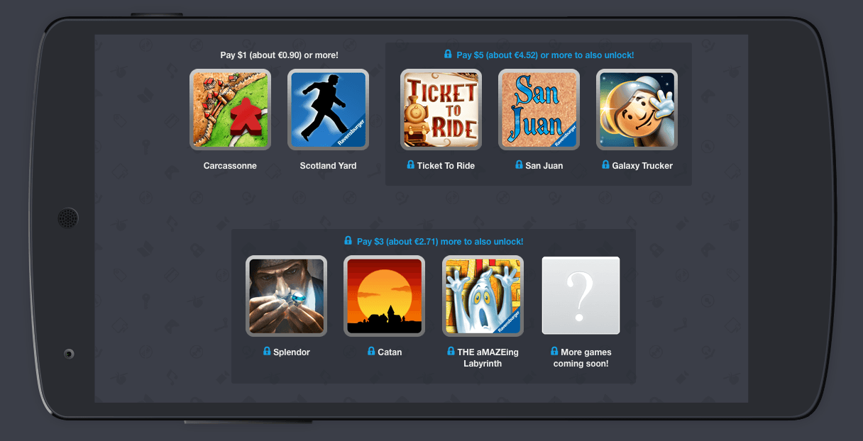 🔥 Bon plan : neuf jeux Android en promotion avec le Humble Mobile Bundle 22