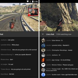 YouTube Gaming 1.9 ajoute un beau voyage en easter-egg