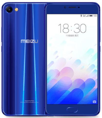 Le Meizu M3X est officiel : Helio P20 et capteur photo Sony