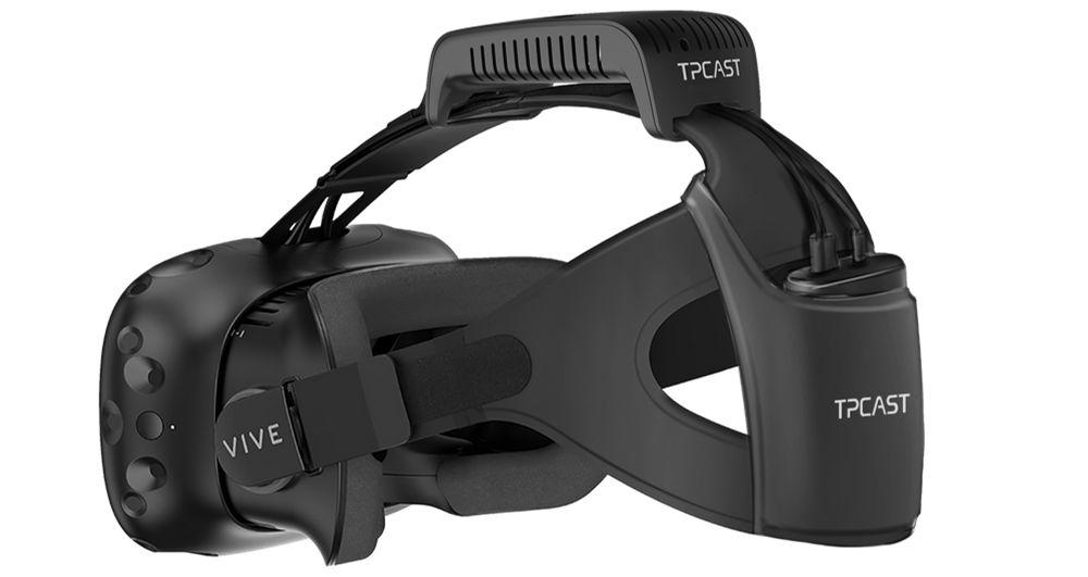 HTC se débarrasse des câbles : le HTC Vive est désormais sans-fil