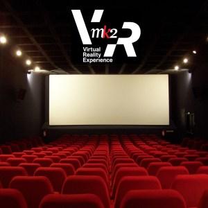 MK2 lance sa première salle de réalité virtuelle en décembre