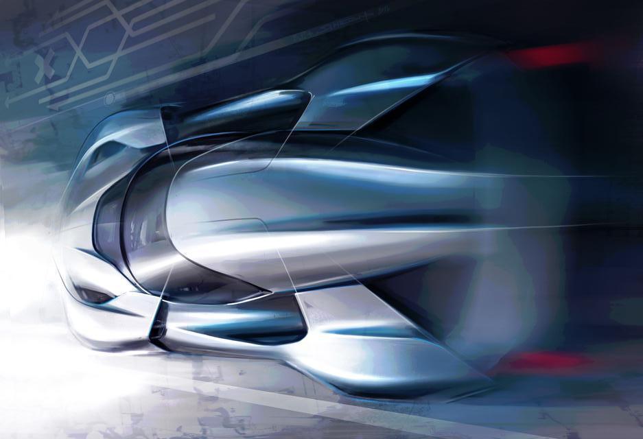 Pour concurrencer Tesla, NextEV affûte son hypercar électrique de 1 300 ch!