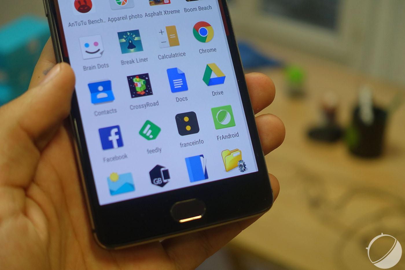 OnePlus 5 : le design borderless est peu probable