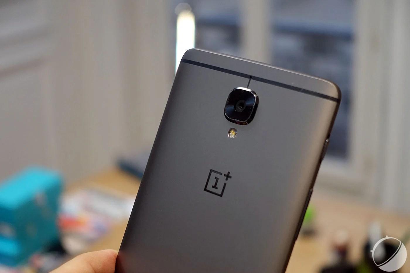 Le OnePlus 3T est désormais disponible sans délai