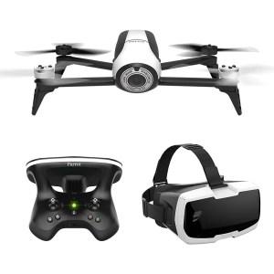 🔥 Bon plan drone : le pack Parrot Bebop 2 FPV à 499 euros