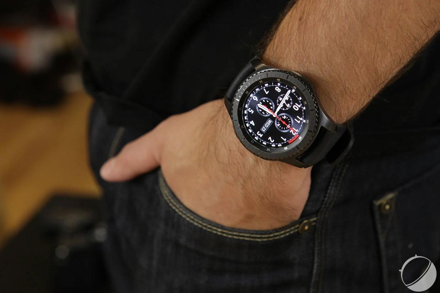 IFA 2017 : Samsung présentera une nouvelle montre connectée Gear