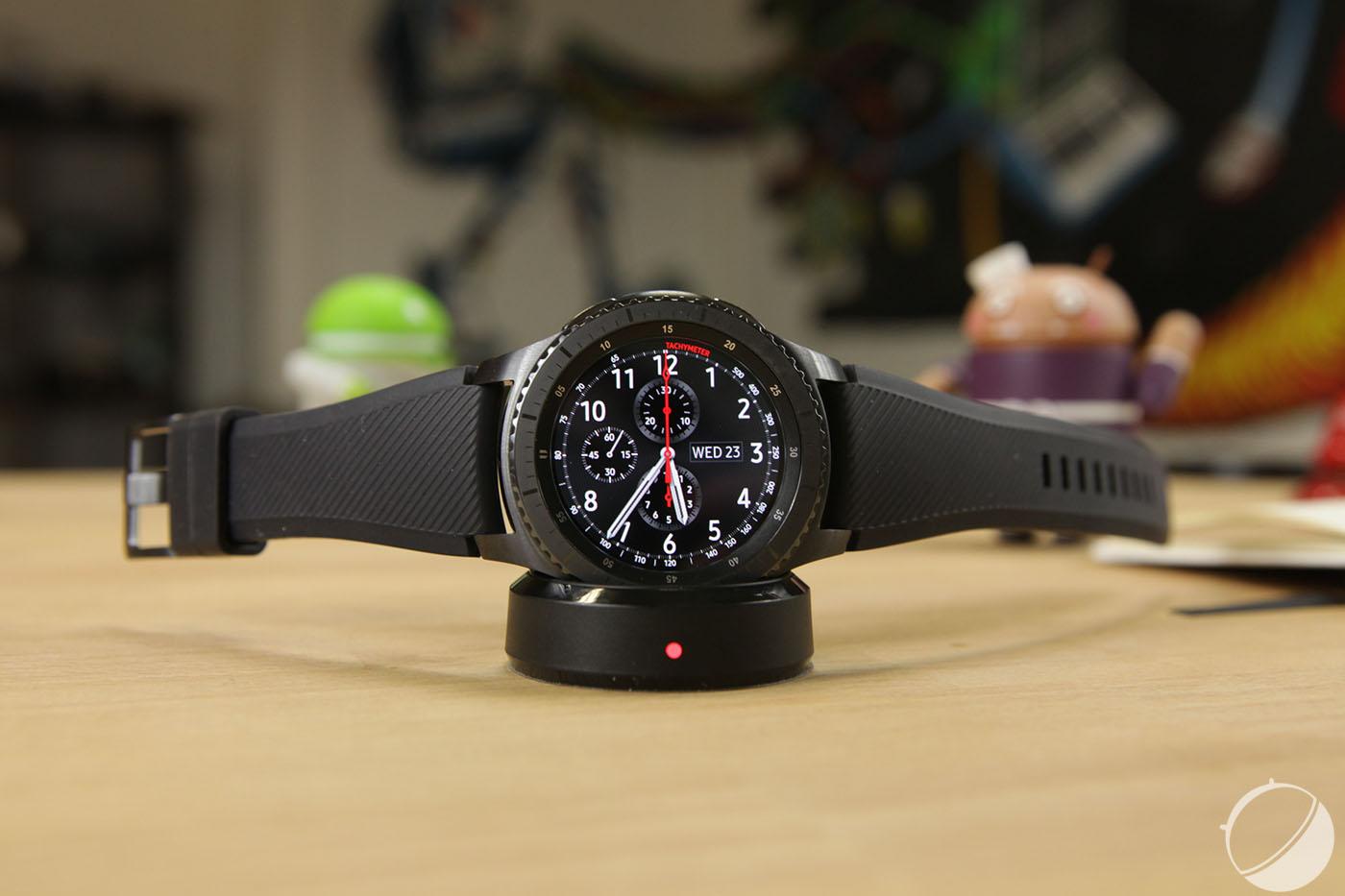 Samsung Gear S3 : tout ce qu'il faut savoir