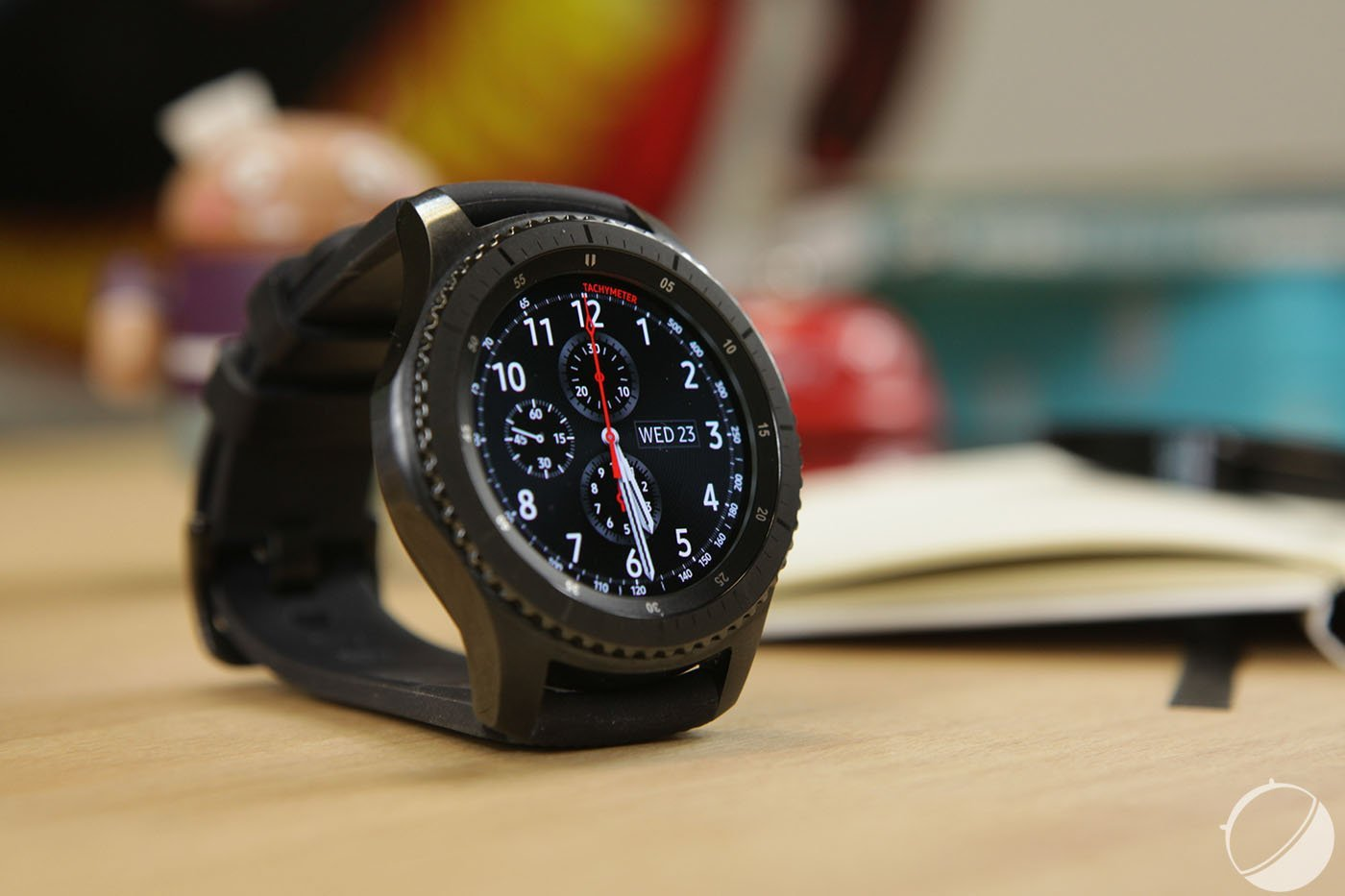 Samsung prépare une montre connectée entre Gear S3 et Gear Fit 2