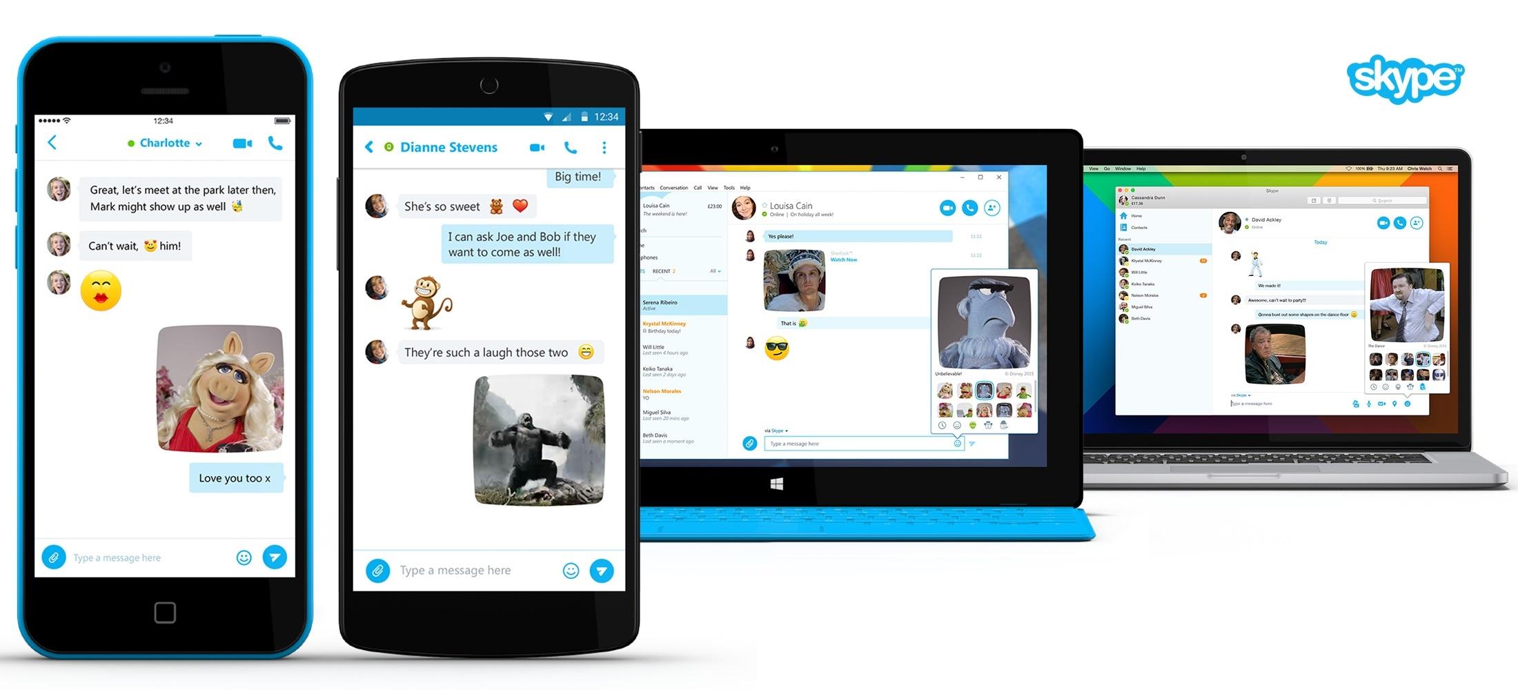 Microsoft lance le programme Skype Insider pour accéder à la bêta sur Android, iOS et macOS