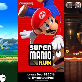 Super Mario Run dévoile ses trois modes de jeu en vidéo