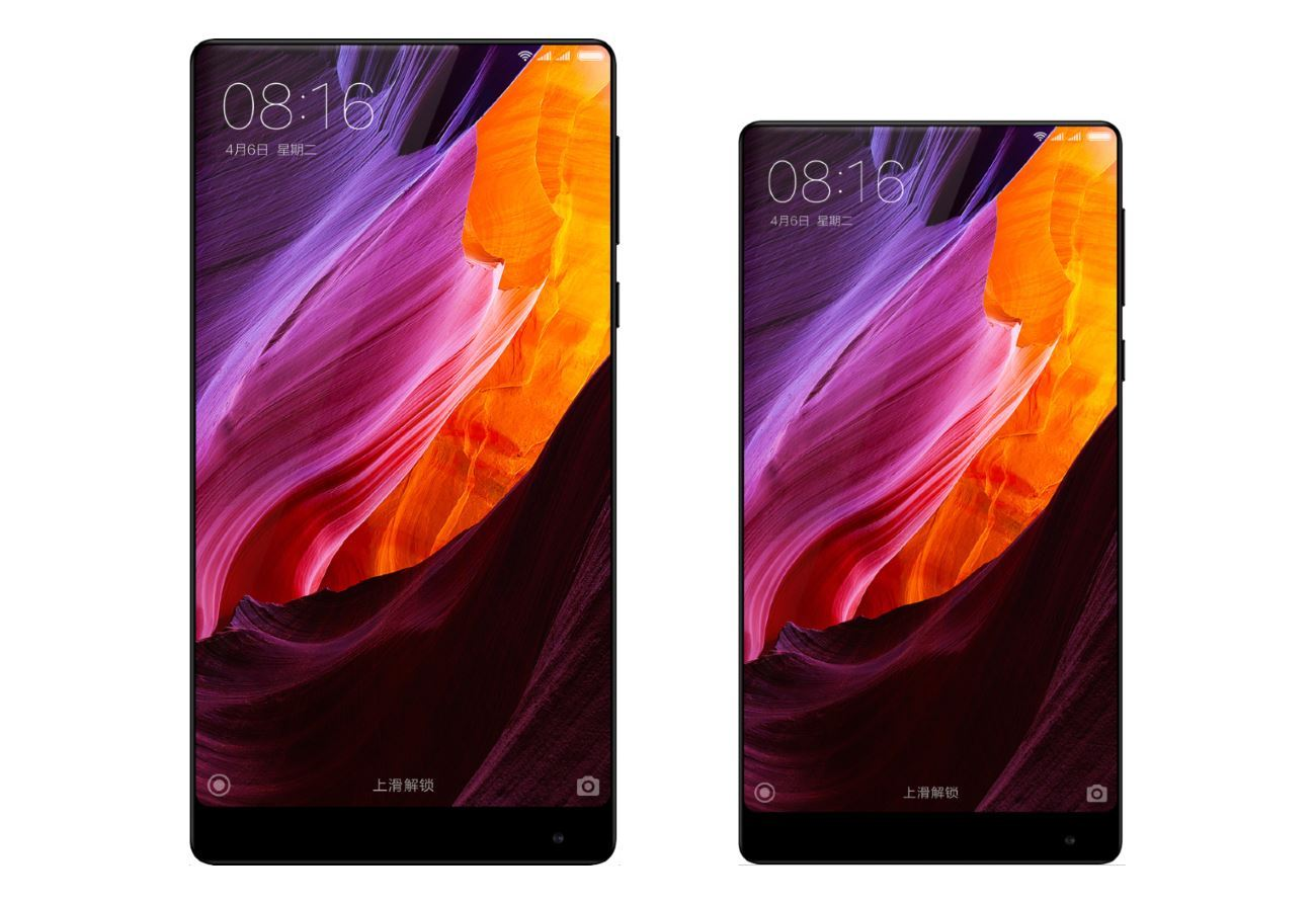 Le Xiaomi Mi MIX Nano et son écran de 5,5 pouces refait parler de lui