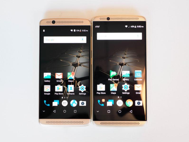 Face aux Pixel(s), ZTE veut de l'Android Stock sur ses Axon 7 et 7 mini