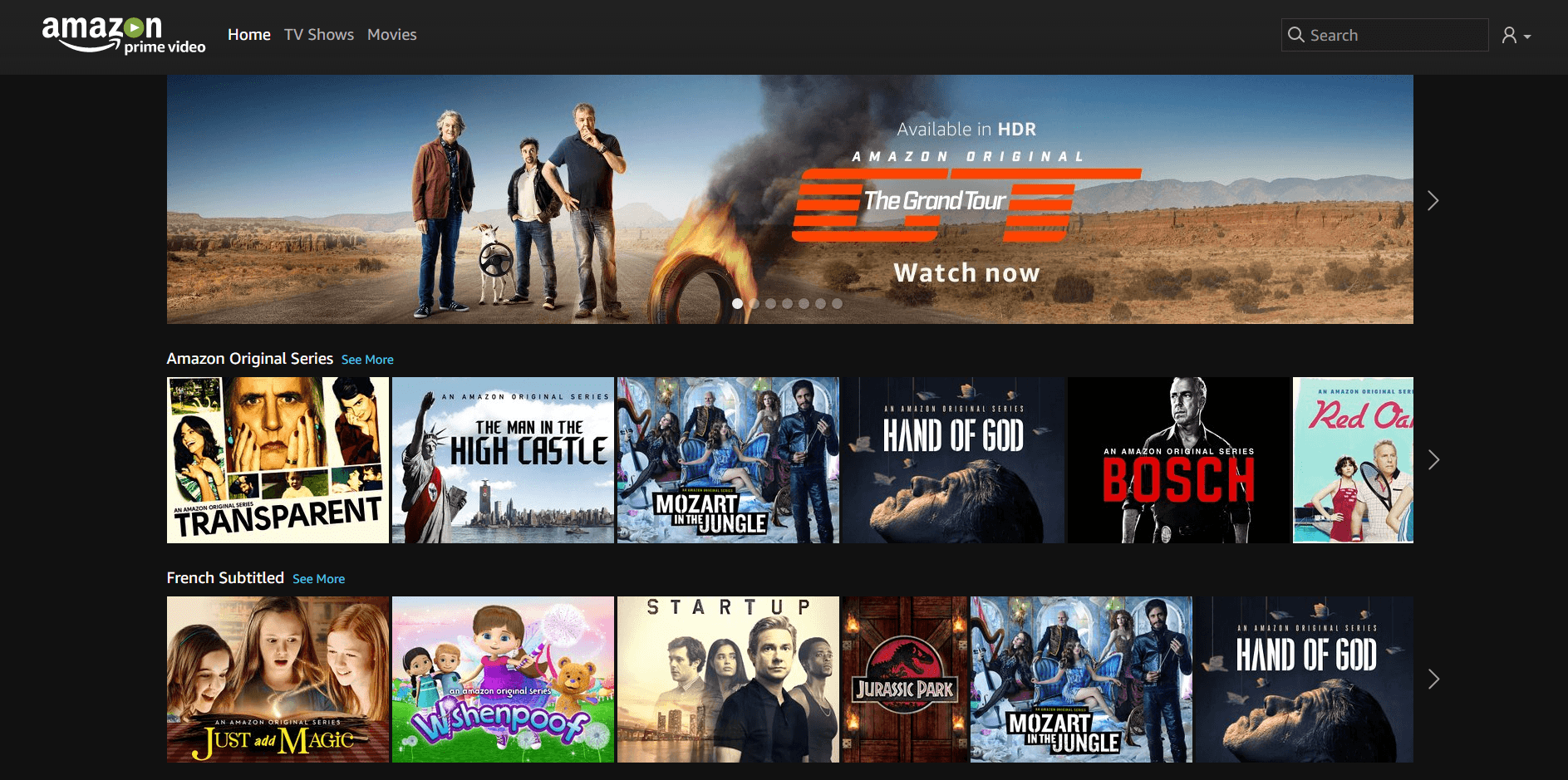 Amazon Prime Video : le nouveau Netflix est disponible en France