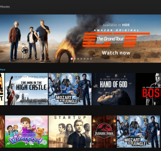 Amazon Prime Video arrive en français sur la Shield Android TV
