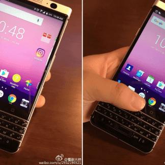 Serait-ce le prochain BlackBerry avec un clavier physique ?