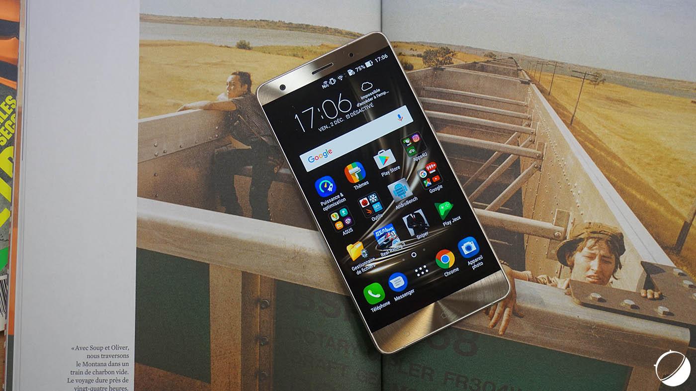 ZenFone 4 : Asus envisagerait de se fournir chez MediaTek
