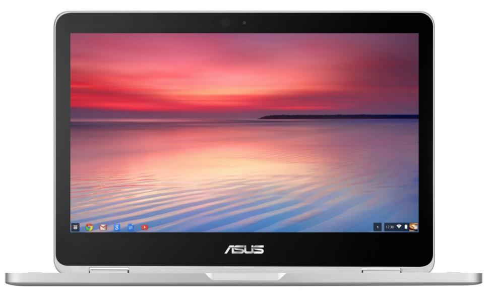 Asus C302 : un nouveau Chromebook convertible en tablette