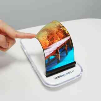 Smartphones pliables, retour sur les différentes avancées du téléphone du futur