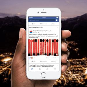 Avec Live Audio, Facebook veut rendre la radio plus interactive