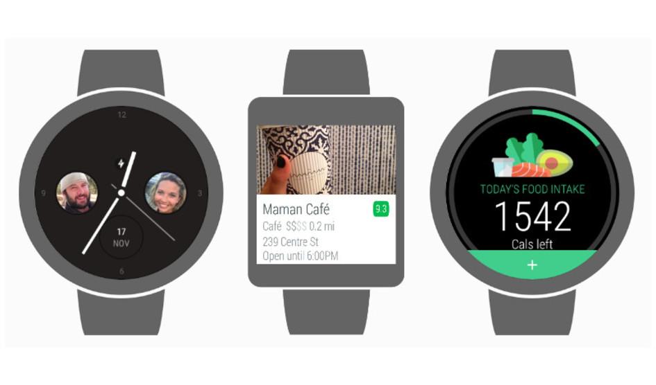 Google présente ses appli autonomes pour Android Wear 2.0
