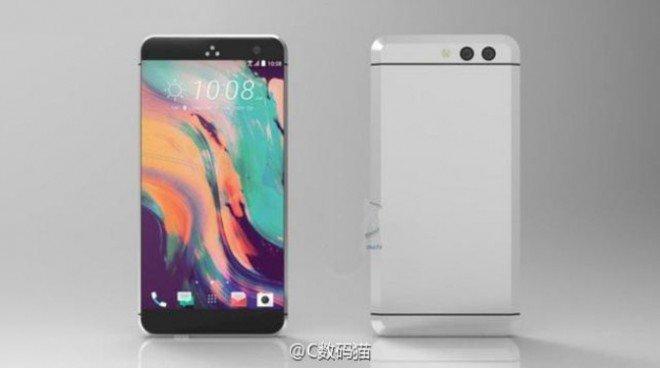 HTC 11 : Snapdragon 835, 8 Go de RAM et un double capteur photo arrière