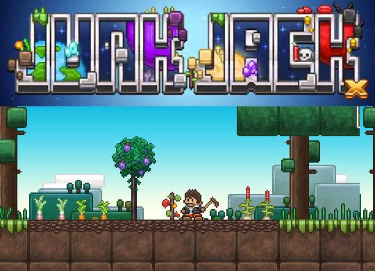 Junk Jack : le Minecraft 2D annoncé pour Android